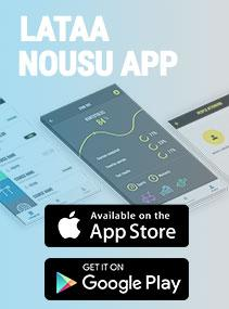 lataa nousu app app store google play